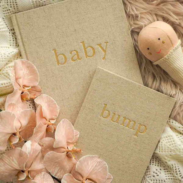 Bump • Keepsake Journal