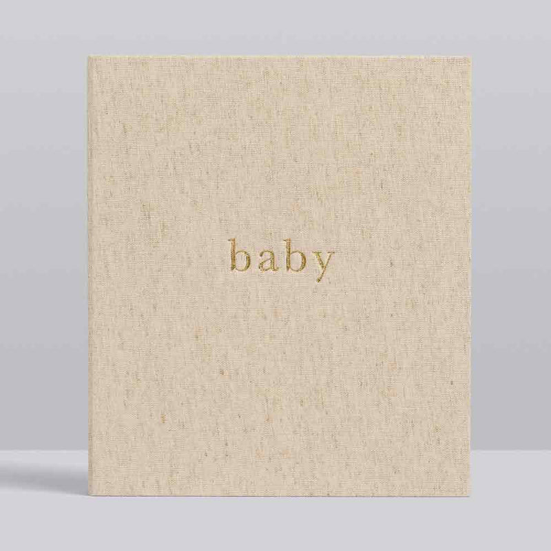 Baby. Your First Five Years • Keepsake Journal