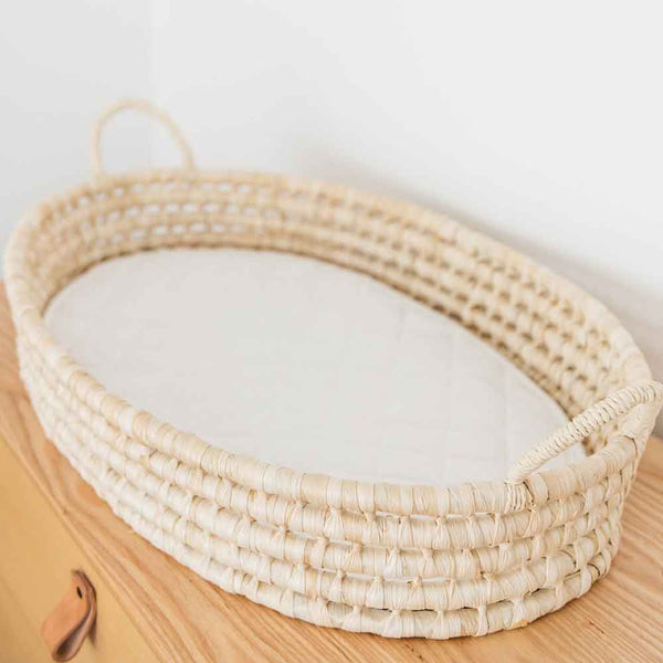 Natural Change Basket | PRE-ORDER
