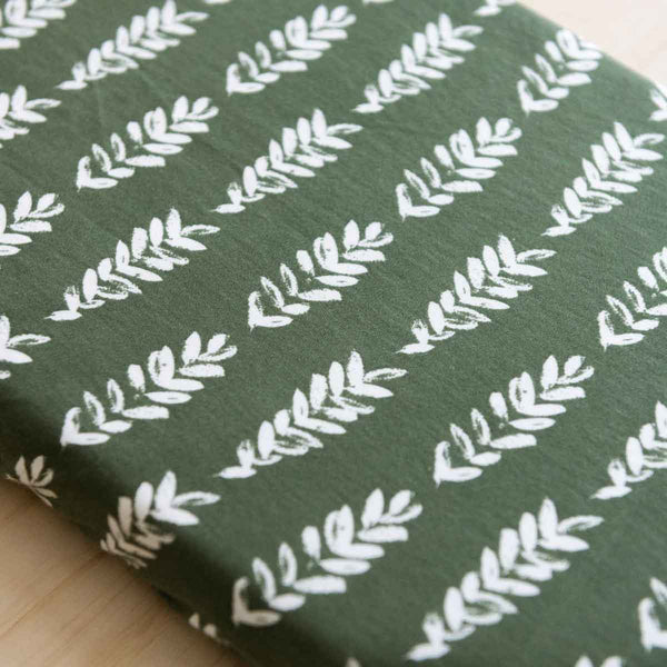 Forest • Fitted Moses Basket Sheet