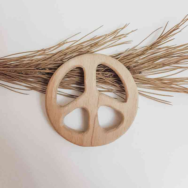Eco Peace Teether