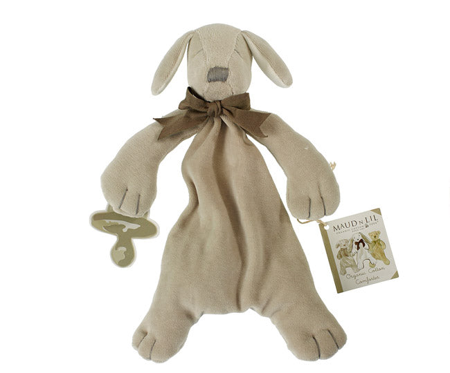Organic Paws the Puppy Comforter – Maud n Lil Organic Cotton