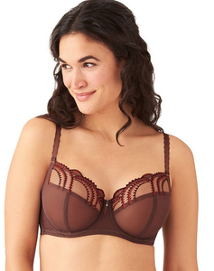 Evocative Edge full cup bra