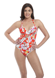 Wildflower one-piece