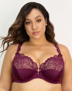 Tulip Lace push-up
