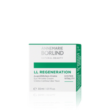 Afbeelding in Gallery-weergave laden, ANNEMARIE BÖRLIND LL REGENERATION Oogrimpelcrème - 30ml