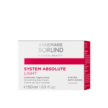 Afbeelding in Gallery-weergave laden, ANNEMARIE BÖRLIND SYSTEM ABSOLUTE Gladmakende Dagcrème Light - 50ml