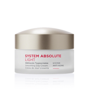 ANNEMARIE BÖRLIND SYSTEM ABSOLUTE Gladmakende Dagcrème Light - 50ml