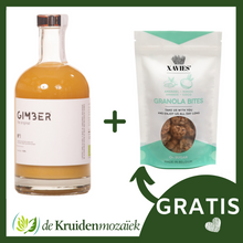 Afbeelding in Gallery-weergave laden, Gimber, the original + Granola Bites (gratis)