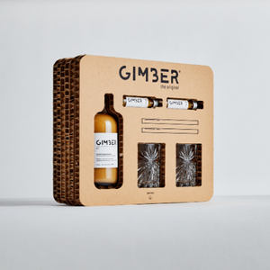 "Aperobox non alcoholic  ""Gimber Lover XL"""