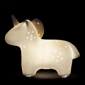 Kinderlampje Unicorn