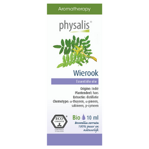 Physalis Wierook etherische olie Bio - 10ml