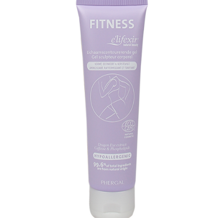 E'lifexir Fitness Lichaamscontourerende Gel - 150ml