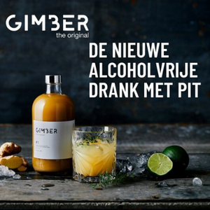 Gimber, the original + Granola Bites (gratis)