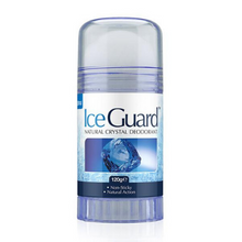 Afbeelding in Gallery-weergave laden, Ice Guard Natural Crystal Deodorant - 120gr