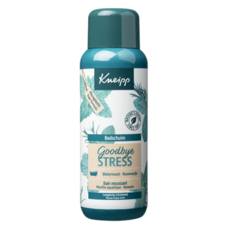 Kneipp Badschuim Goodbye Stress - 400ml