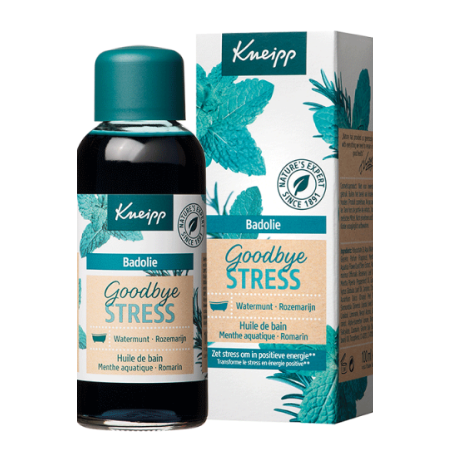 Kneipp Badolie Goodbye Stress - 100 ml