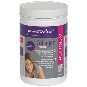 Mannavital Collagen Platinum - 306gr