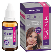 Afbeelding in Gallery-weergave laden, Mannavital Silicium platinum - 30ml