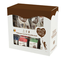 Afbeelding in Gallery-weergave laden, Choc-o-lait giftbox 8 chocolade sticks