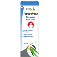 Afbeelding in Gallery-weergave laden, Neusspray Physalis Eucalyforce - 30ml