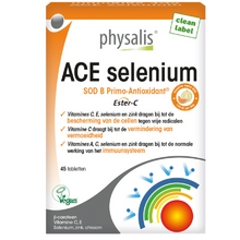 Afbeelding in Gallery-weergave laden, Physalis ACE Selenium - 45 tabl