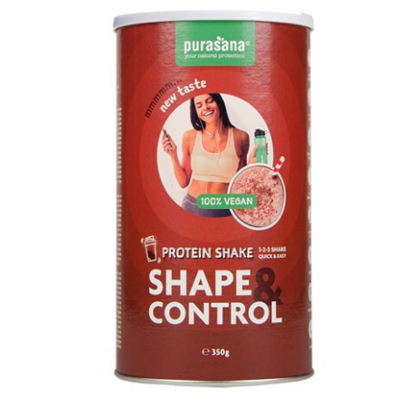 Purasana Shape & Control chocolate - 350gr