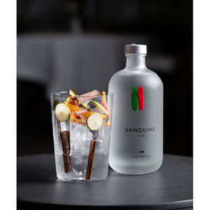 Aperobox Sanguine gin - by Boury Bottled (500ml)