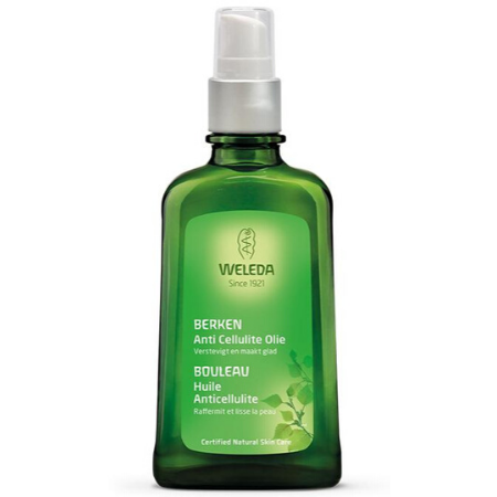 Weleda Berken Anti Cellulite Olie - 100ml