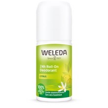 Afbeelding in Gallery-weergave laden, Weleda Citrus 24h Roll-On Deodorant - 50ml