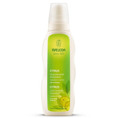Weleda Citrus Hydraterende Bodylotion (alle huidtypes) - 200ml