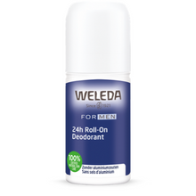 Afbeelding in Gallery-weergave laden, Weleda Men 24h Roll-On Deodorant - 50ml