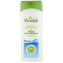 Afbeelding in Gallery-weergave laden, Westlab Reviving Shower Wash + Epsom Salt Minerals - 400ml