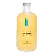 Afbeelding in Gallery-weergave laden, Yakumi kruidenlikeur - by Boury Bottled (500ml)