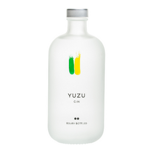 Aperobox Yuzu gin - by Boury Bottled (500ml)