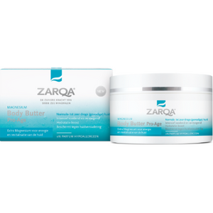 ZARQA magnesium body butter pro-age - 200ml