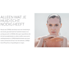 Afbeelding in Gallery-weergave laden, ZARQA nachtcrème Anti-Age - 50ml