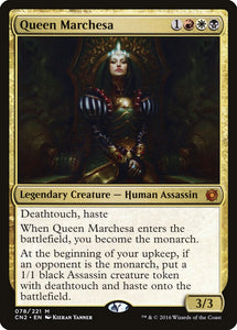 Queen Marchesa :: CN2