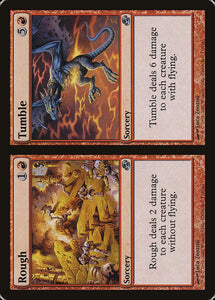 Rough // Tumble [Foil] :: PLC
