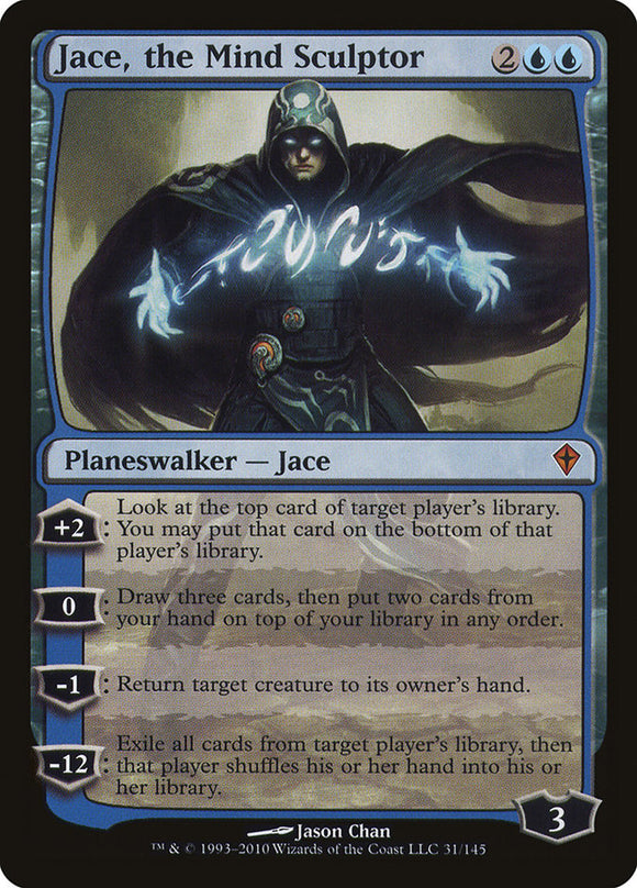 Jace, the Mind Sculptor :: WWK