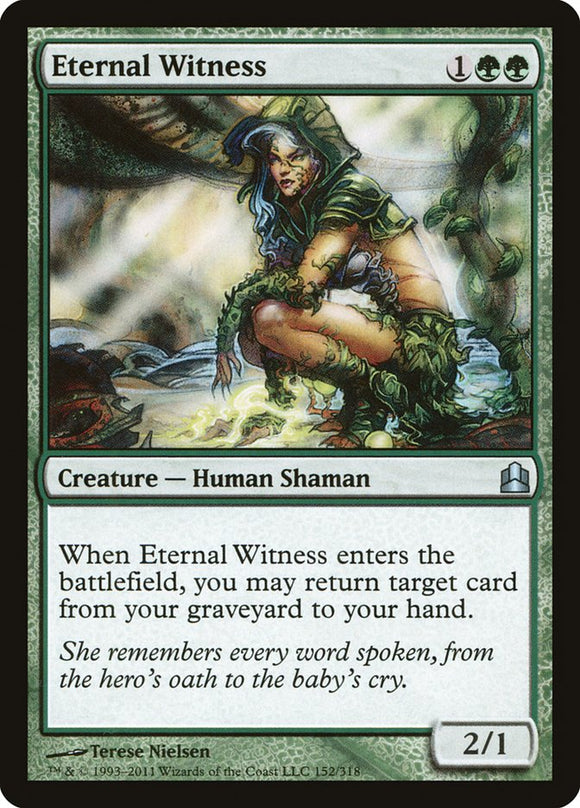 Eternal Witness :: CMD