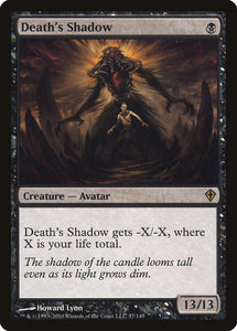 Death's Shadow :: WWK