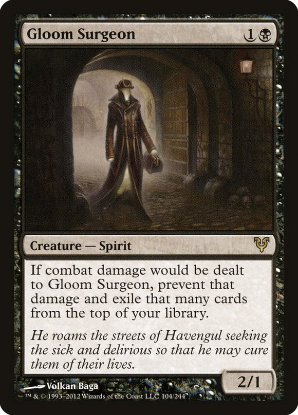 Gloom Surgeon :: AVR