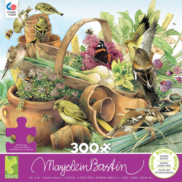 Marjolein Bastin (assorted 300 pc puzzles)