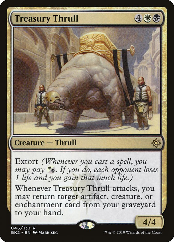 Treasury Thrull :: GK2