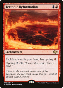 Tectonic Reformation [Foil] :: MH1