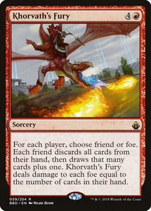 Khorvath's Fury :: BBD