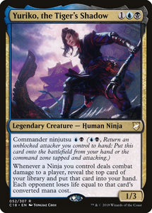 Yuriko, the Tiger's Shadow :: C18