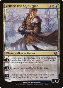 Venser, the Sojourner :: SOM