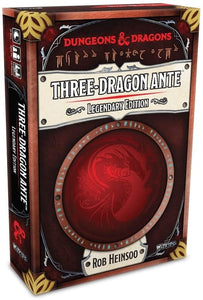 D&D: Three Dragon Ante: Legendary Edition